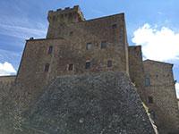Arcidosso, Rocca Aldobrandesca