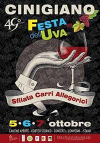 Cinigiano, Festa dell'Uva 2017
