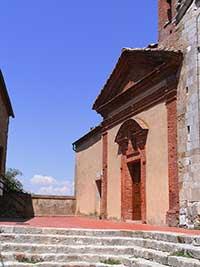 Montefollonico, Oratorio di Santa Caterina d'Alessandria