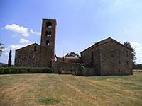 Sovicille, Pieve di San Giovanni Battista a Ponte allo Spino