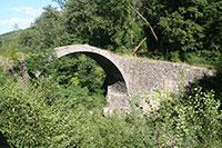 Ponte della Pia, Rosia